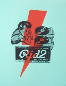 rjd2 poster